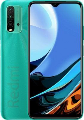Smartphone Xiaomi Redmi 9T NFC 4GB/64GB Ocean Green