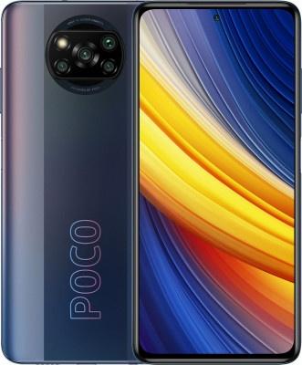 Smartphone Xiaomi Poco X3 Pro NFC 6GB/128GB Phantom Black