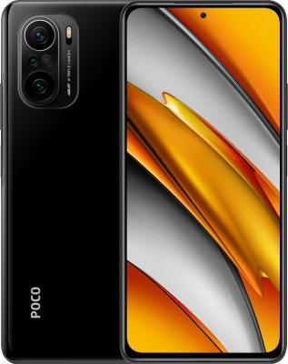 Smartphone Xiaomi Poco F3 5G 128GB Black