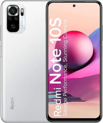 Smartphone Xiaomi Redmi Note 10s NFC 6GB/128GB Pebble White