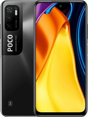 Smartphone Xiaomi Poco M3 Pro 5G NFC 128GB Black
