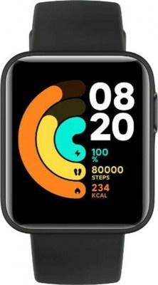 Smartwatch Xiaomi Mi Watch Lite Black