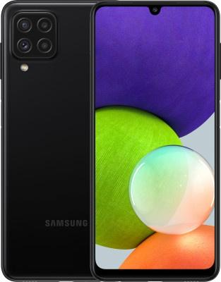 Smartphone Samsung Galaxy A22 DS 4GB/64GB Black
