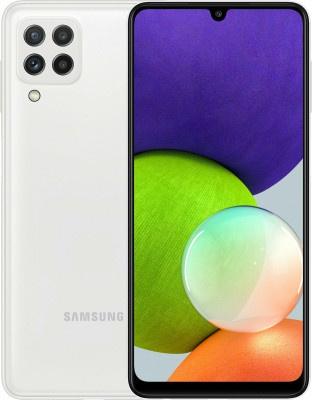 Smartphone Samsung Galaxy A22 DS 4GB/64GB White
