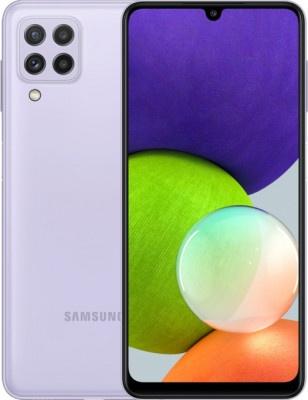 Smartphone Samsung Galaxy A22 DS 4GB/64GB Violet