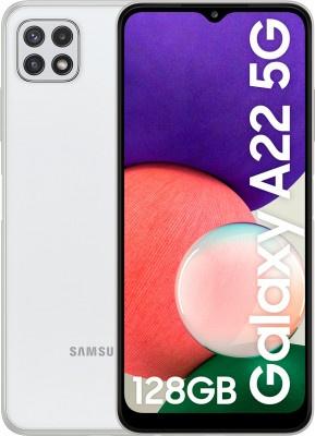 Smartphone Samsung Galaxy A22 5G DS 4GB/64GB White