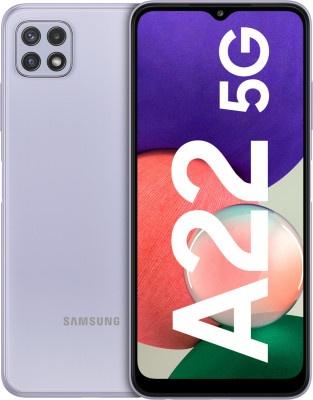 Smartphone Samsung Galaxy A22 5G DS 4GB/64GB Violet