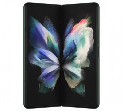 Smartphone Samsung Galaxy Z Fold 3 5G DS 12GB/256GB Green