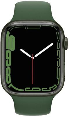 Smartwatch Apple Watch S7 45mm Green Aluminium Case