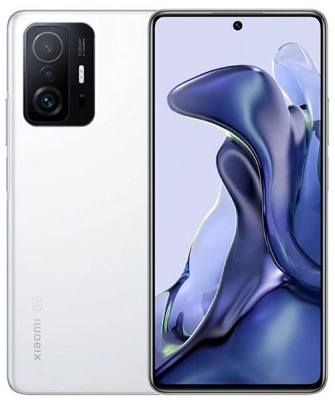 Smartphone Xiaomi 11T Pro 8GB/128GB Moonlight White