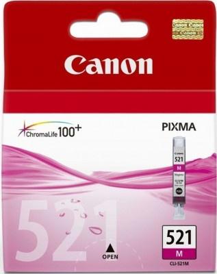 Μελάνι Canon CLI-521M Magenta