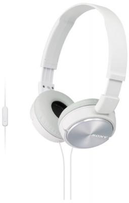 Headphones Sony MDRZX310APW Λευκό