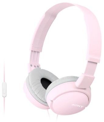 Headphones Sony MDRZX110APP Ροζ
