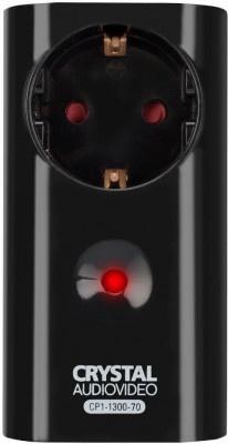 Μονόπριζο Ασφαλείας Crystal Audio SP1-1300J Black