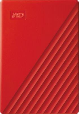 Eξωτερικός Δίσκος Western Digital 2.5'' 2TB My Passport Red