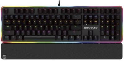 Πληκτρολόγιο Gaming Zeroground Mechanical RGB KB-2800G Satomi