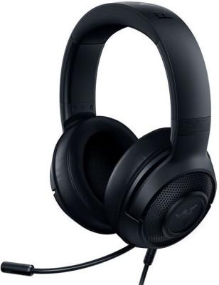 Gaming Headphones Razer Kraken X Black 7.1 Analog
