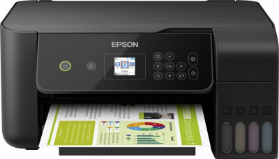 All in One Epson Ecotank L3160