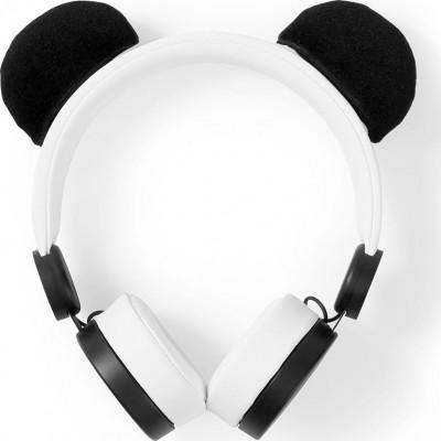 Παιδικά Headphones Nedis HPWD4000WT Patty Panta