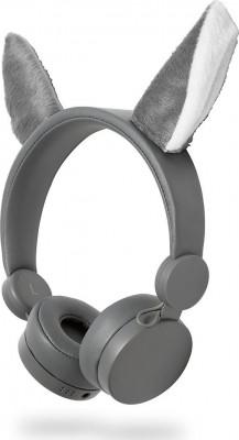 Παιδικά Headphones Nedis HPWD4000GY Willy Wolf