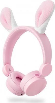 Παιδικά Headphones Nedis HPWD4000PK Robby Rabbit