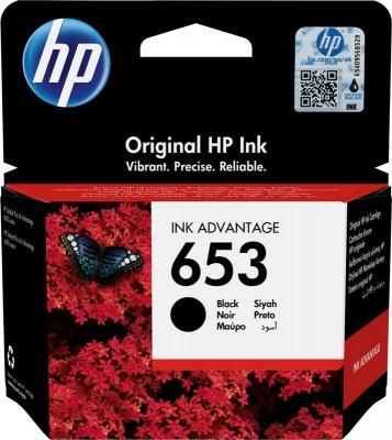 Μελάνι HP 653 Black