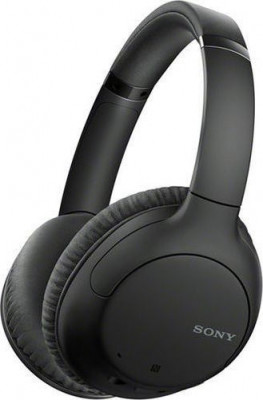 Headphones Bluetooth Sony WHCH710NB Μαύρο