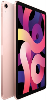 "Apple iPad Air 10,9"" (2020) 4th Gen 64GB 4G Rose Gold"