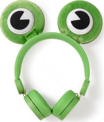 Παιδικά Headphones Nedis HPWD4000GN Freddy Frog
