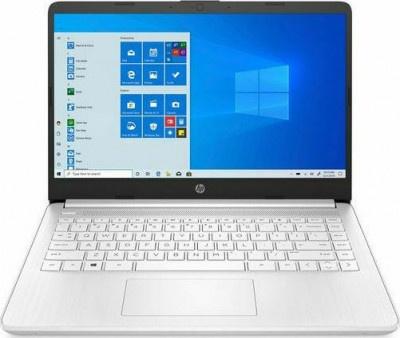 Laptop HP 14'' 14s-fq0003nv 3020e 4GB/128GB/W10s