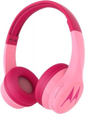 Παιδικά Headphones Motorola Squads 300 Ροζ