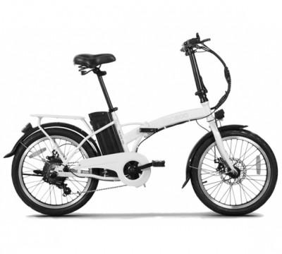 Ηλεκτρικό Ποδήλατο Egoboo Foldable e-Fold MX25 White