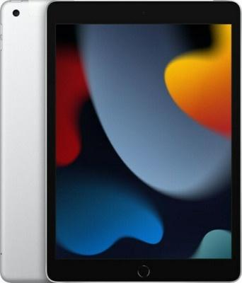 "Apple iPad 10,2"" (2021) 9Gen 4G 64GB Silver"