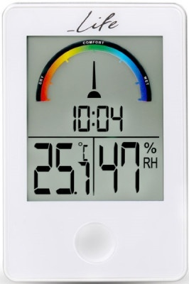 Thermometer - Hygrometer Life WES-101