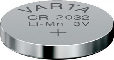 Batteries Varta CR2032 3V (2 pcs)