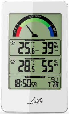 Thermometer - Hygrometer Life WES-203