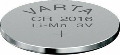 Batteries Varta CR2016 3V (2 pcs)