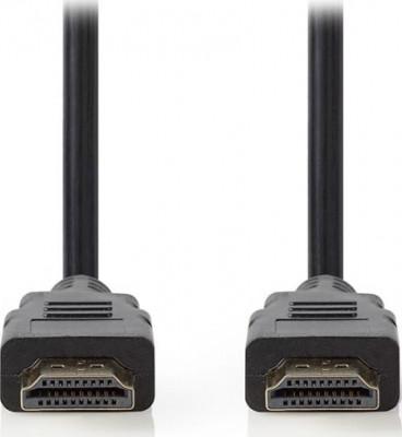 Cable Nedis HDMI 1,5m CVGT34001BK15