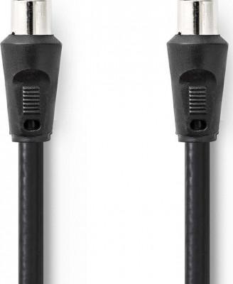 Cable Nedis RF 1,5m CSGP40000BK15