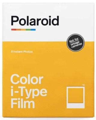 Έγχρωμο φίλμ Polaroid i-TYPE