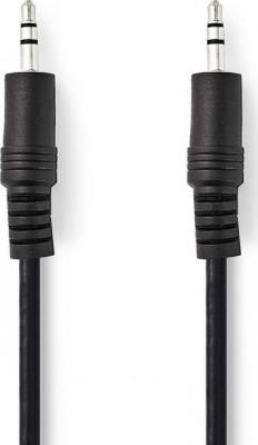 Cable Nedis Jack σε Jack 2m CAGP22000BK20