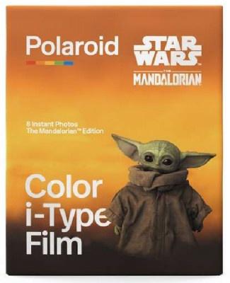 Έγχρωμο φίλμ Polaroid i-TYPE The Mandalorian Edition