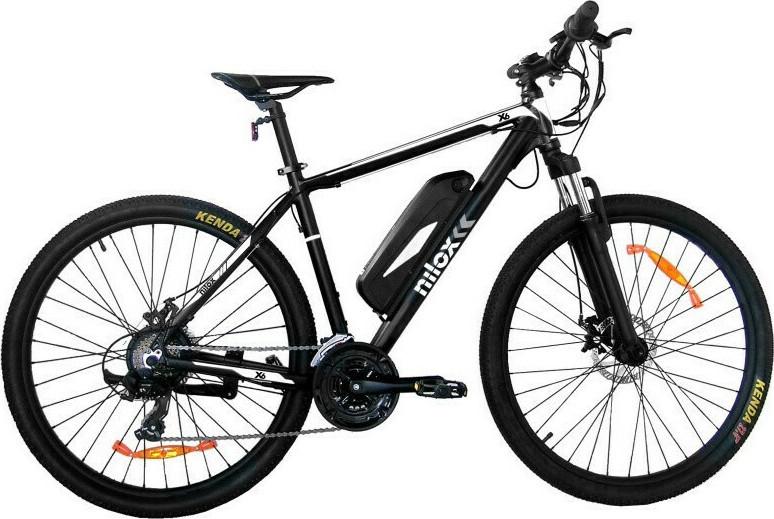 Ηλεκτρικό Ποδήλατο Nilox Mountain Doc e-Bike X6