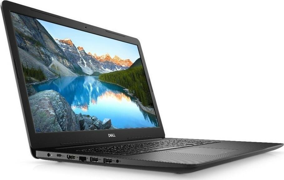 Laptop Dell 17.3' Inspiron 3793 i5-1035G1 8GB/256GB/MX230 2GB/FHD/W10 Black