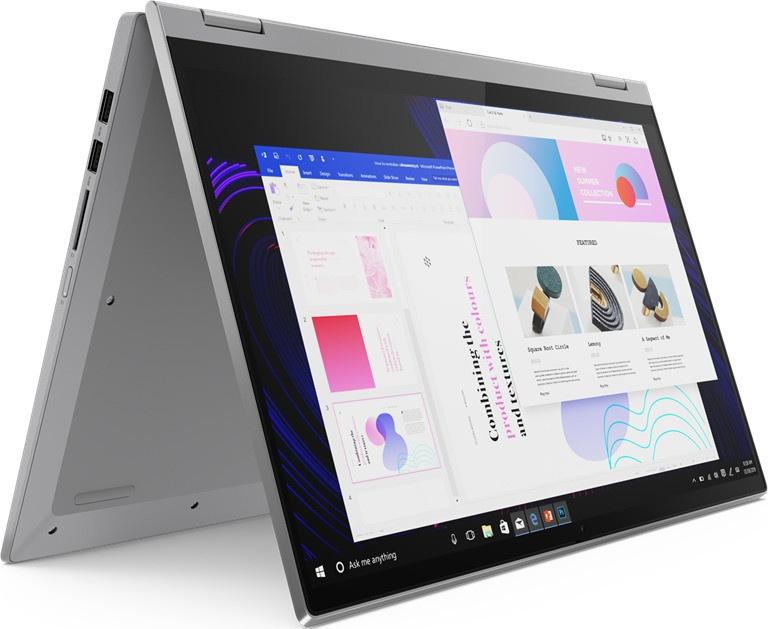 Laptop Lenovo 15.6'' Flex 5-15 Ryzen 5-5500U 8GB/256GB/W10s