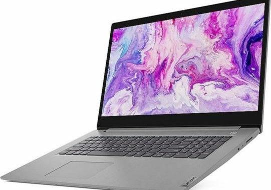 "Laptop Lenovo 17.3'"" Ideapad 3-17  i5-1135G7 8GB/512GB/W10s"
