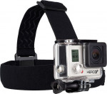 Ιμάντας προσαρμογής κεφαλής Head Strap + QuickClip GoPro (ACHOM-001)
