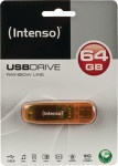 Usb Flash Intenso 64GB 2.0 Rainbow Line