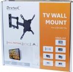 "TV Wall Mount Arm Bratech 13""-43"" LDA21-223"