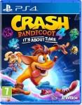 PS4 Crash Bandicoot 4:It's About Time